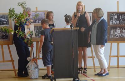 Foto zur Meldung: Besuch an  unserer Partnerschule in Kunowice am 16 September2016
