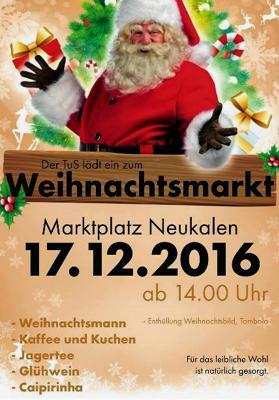 Foto zur Meldung: Weihnachtsmarkt 2016
