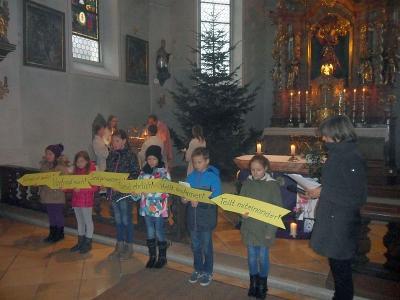 Foto zur Meldung: 3. Adventsonntag mit dem Propheten Johannes dem Täufer