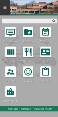 Vorschaubild zur Meldung: Mobile Version unserer Homepage