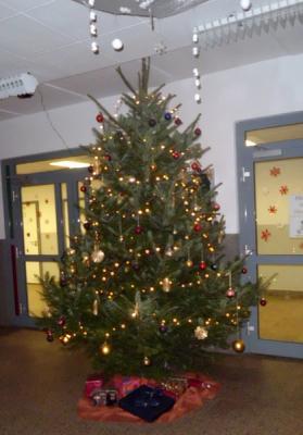 Foto zur Meldung: Fröhliche Weihnachten