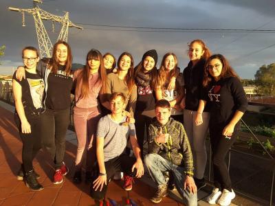 Foto zur Meldung: Mit Erasmus nach Sizilien