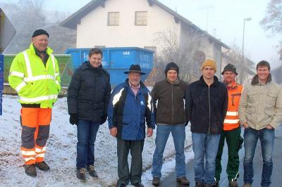 Foto zu Meldung: Waldwasser für den Gemeindeteil Krailing