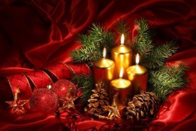 Frohe Weihnachten (Quelle: www.kirchenwirt-unken.at)