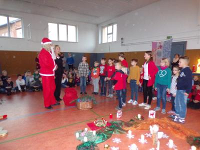 Foto zur Meldung: Weihnachtssingen 2016