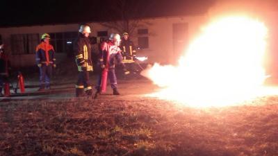 Foto zu Meldung: Brandgefahr steigt zu Weihnachten
