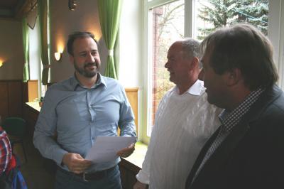 Foto zu Meldung: Anlässlich der Erweiterten Hauptausschusssitzung in Westeregeln am 19.11.2016