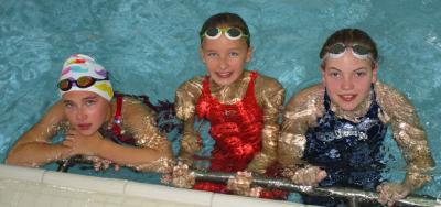 Foto zur Meldung: 42. Adventsschwimmen in Kassel: Erfolgreicher Saisonabschluss für MTV-Schwimmer