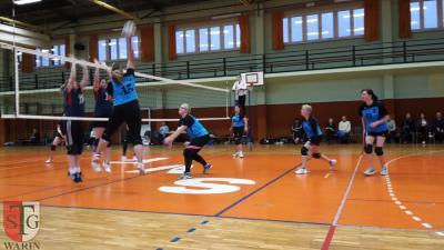Foto zur Meldung: + + + 3. Spieltag Volleyball Landesklasse West Frauen + + +