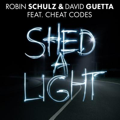 Foto zur Meldung: Robin Schulz & David Guetta feat. Cheat Codes - Shed A Light (Tonspiel)