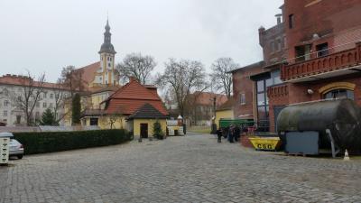 Foto zur Meldung: Besuch der Klosterbrauerei in Neuzelle