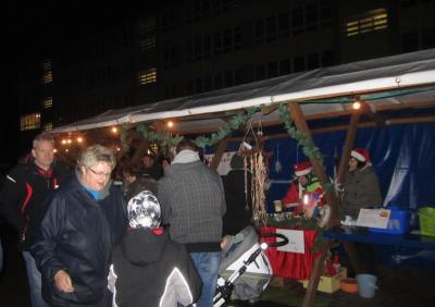 Foto zu Meldung: Unser Schulweihnachtsmarkt