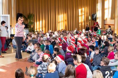 Vorschaubild zur Meldung: Weihnachtsfeier und -singen am 22.12.16