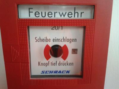 Vorschaubild zur Meldung: Brandalarm im Gewerbegebiet Petershausen