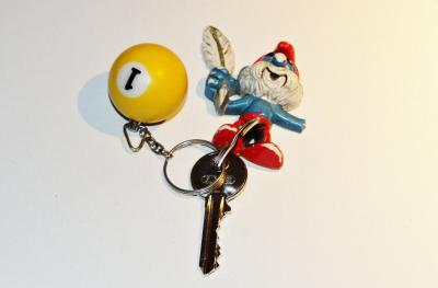 Foto zu Meldung: Schlüssel gefunden