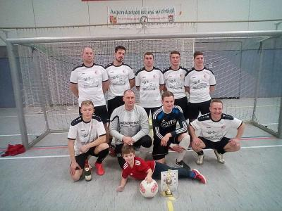 Siegerteam 2017 in Müncheberg