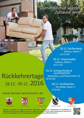 Vorschaubild zur Meldung: Großes Interesse zu den Rückkehrertagen des RWK Westlausitz
