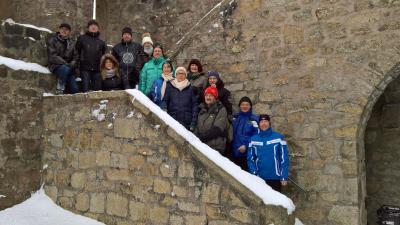 Foto zu Meldung: Winterwanderung der Alten Herren