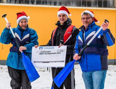 Vorschaubild zur Meldung: Riesaer Wassersportverein eröffnet Paddelsaison 2017