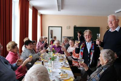 Foto zur Meldung: Das älter werden hat auch seine guten Seiten