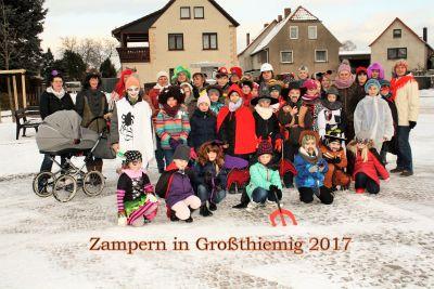 Foto zu Meldung: Zampern 2017