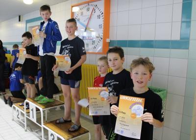 Foto zu Meldung: Schwimmen Riesen-Pokal in Riesa