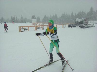 Foto zur Meldung: Testwettkampf - Techniksprint Biathlon am 14.1.2017