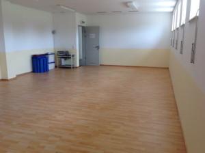 Vorschaubild zur Meldung: Der neue Fitnessraum ist fertig!