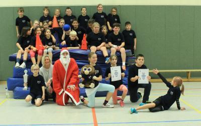 Foto zur Meldung: Nikolausturnier