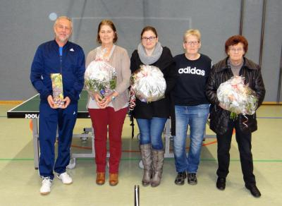Foto zur Meldung: Tischtennis: Wechsel in der Abteilungsleitung