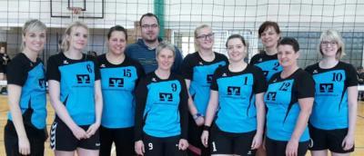 Foto zur Meldung: + + + Volleyball Landespokal + + +
