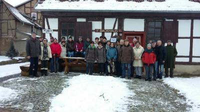 Vorschaubild zur Meldung: 6. Sternwanderung des Heimatvereins Kirchheilingen