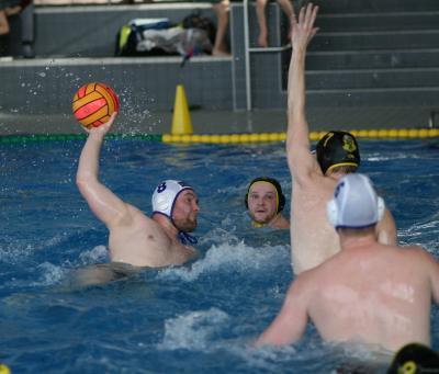 Foto zu Meldung: Wasserball Oberliga Sachsen in Görlitz