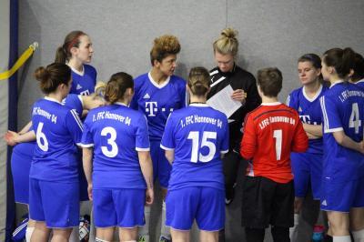Foto zur Meldung: Nach Platz zwei in der Vorrunde geht's im Februar auch für uns weiter im Kampf um die Futsalmeisterschaft!