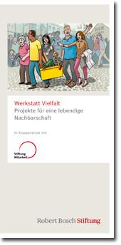 """Foto zur Meldung: Förderinformation: Neue Auswahlrunde des Programms """"Werkstatt Vielfalt"""" läuft noch bis 15. März"""