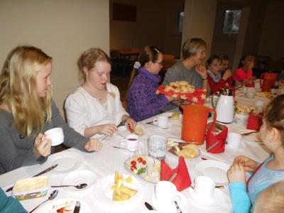 Foto zur Meldung: Schulleiterfrühstück