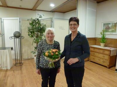 Foto zur Meldung: Jubiläum 50 Jahre aktives Singen im Frauenchor Schenklengsfeld