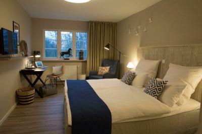 Foto zur Meldung: Erstes Gästezimmer im Utspann fertig