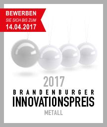 Innovationspreis 2017_Metall