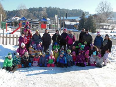 Foto zur Meldung: Viel Spaß bei der Winterwanderung