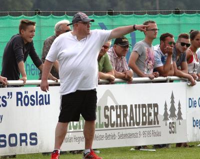 Foto zu Meldung: Rüdiger Fuhrmann macht zum Saisonende Schluss