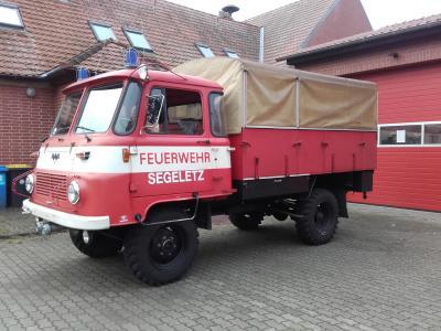 Foto zur Meldung: Versteigerung von Feuerwehrtechnik