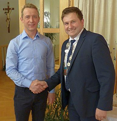 Foto zu Meldung: Im Gemeinderat Prackenbach am 30.01.2017 notiert