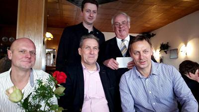 Foto zur Meldung: 75. Geburtstag von Günter Plagens