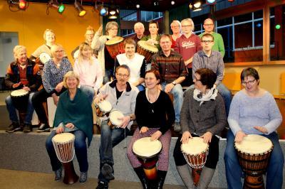 Foto zu Meldung: Trommeln mit Jonny Möller – auf ein Neues im Herbst