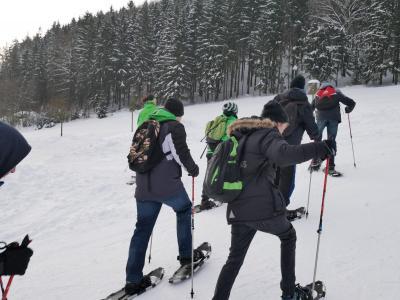 Vorschaubild zur Meldung: Wintersporttag 2017