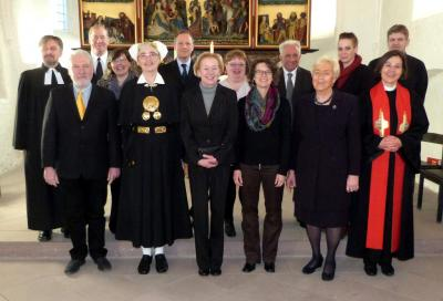Foto zur Meldung: Der Kirchengemeinderat