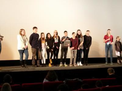 Foto zur Meldung: 3. Teilnahme am Kinderrechtefilmfestival