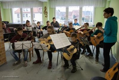 "Foto zu Meldung: Workshop ""Classical Guitar meets..."""