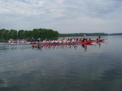 Vorschaubild zur Meldung: Ausschreibung Drachenbootrennen Wusterhausen/Dosse